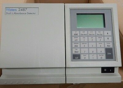 Used 2487 Detector by Waters - No Reserve