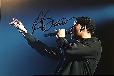 Drake 12x8 Signed Photograph/Picture Photo YMCMB