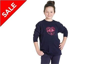New Kids  Harry Hall Bamford Long Sleeve Relaxed Fit Tshirt Top Childs 7-8 Years