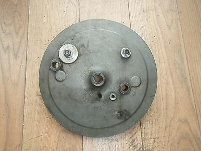 BMW FRONT BRAKE DRUM 5/6 SERIES Part No 1.230.023