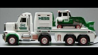 Hess, 2013, Toy Truck And Tractor New In The Box & Batteries Priority Shipping