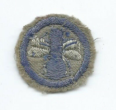 Girl Guides Cloth Badge 2