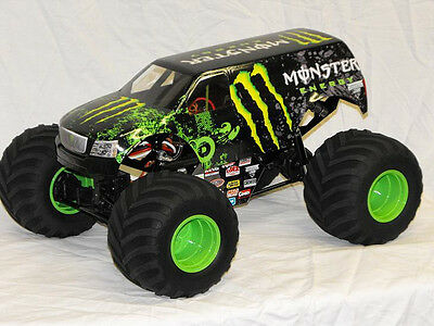 SUV 2004 BODY FOR BOUNTY HUNTER MONSTER JAM CHASSIS t maxx hpi savage