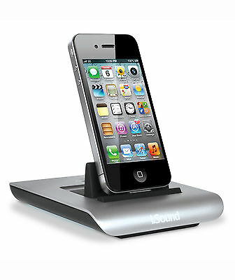 i.Sound Power View S Charge and View Dock iPod/iPhone/iPad
