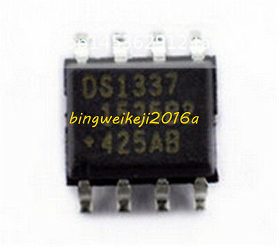 (1Pcs) Ds1337 Ic Rtc Serial 2Wire Lp 8-Dip 1337