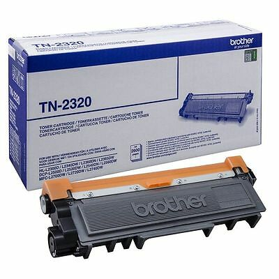 Toner Brother Tn-2320 Originale