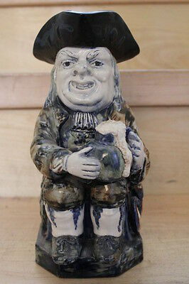 Rare Kevin Francis Toby Jug Of The Shield