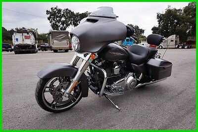 Touring Street Glide™ 2015 Harley-Davidson Touring Street Glide Used