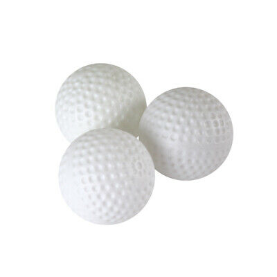 White Hollow Practice Golf Balls (24 Balls) 39720-x2