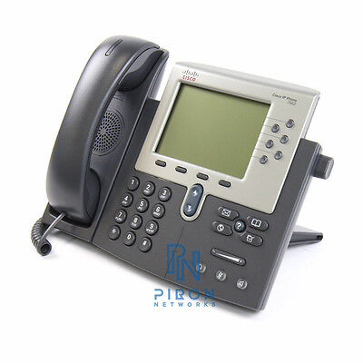 Cisco CP-7962G IP Phone *Grade A* Refurbished 1 Year Warranty inc VAT & Delivery