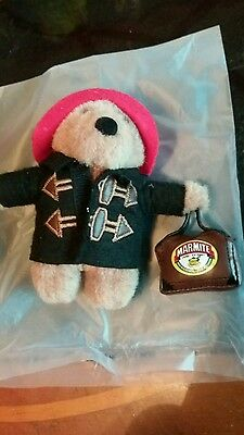limited edt marmite ted with marmite suitcase