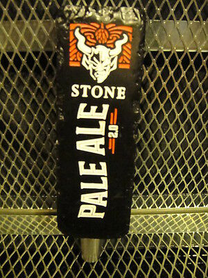 STONE BREWING Co California ~ NEW in BOX Pale Ale 2.0 ~ Beer Tap Handle Gargoyle