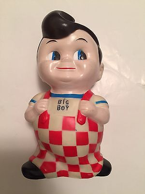 Big Boy Bank Retro Vintage Dining Collectable