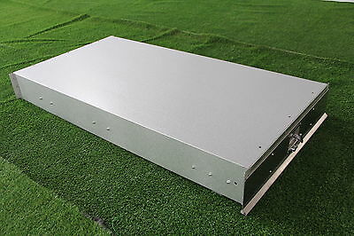 Under Tray Tool Box Trundle Drawer 1500mm UTE Drawer Heavy Duty Roller Drawer