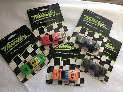 Set of 5 Exxon Collector Car Series - Sold at Exxon service stations