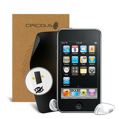 Celicious Privacy Apple iPod Touch 3 [2-Way] Filter Screen Protector