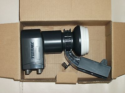 Octo Lnb For Sky/freesat 8 Outputs New Boxed Zinwell Plus 8 F-Plugs