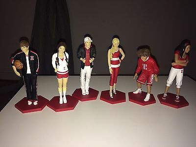 High School Musical Figures