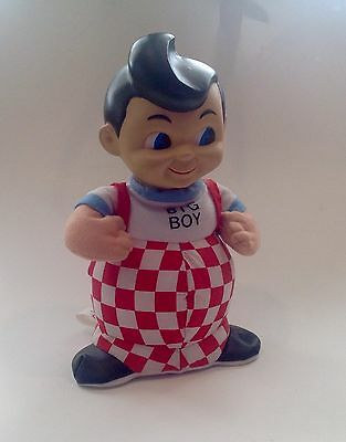 Big Boy 10 inch Restaurant soft body-Cloth and Vinyl doll
