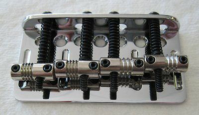Fender American Deluxe Bass Bridge 0058396000