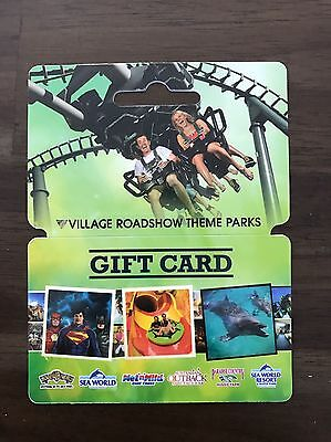 Gold Coast Theme Park Gift Card Valued At $454