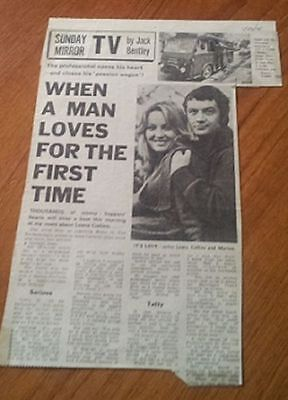 Lewis Collins Bodie Converted Ambulance Mobile Home Photo/Marion Article