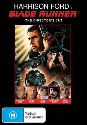 The Blade Runner (The Director's Cut) - DVD Region 4 Free Shipping!
