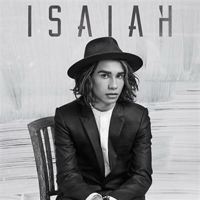 ISAIAH X-Factor Winner 2016 (Personally Signed by Isaiah) CD NEW