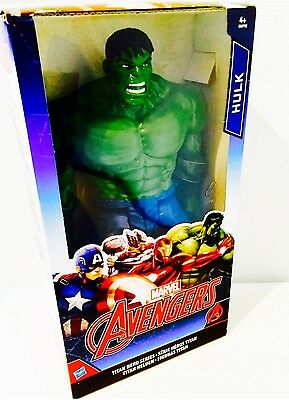 Avengers Marvel Titan Hero Series Hulk Action Figure