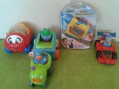 Assorted Infants Toys