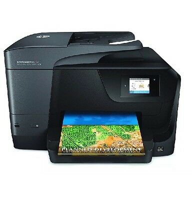 HP OfficeJet Pro 8710 Wireless All in One Photo Printer with Mobile Printing =