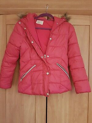 Girls zara coat