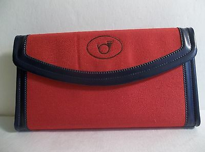 Multi-purpose Wallet.  Checkbook,  Coupon holder w/Sissors