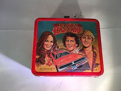 Dukes of Hazard Lunchbox Lunch Box.    834-W