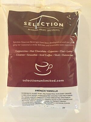Selection Unlimited - French Vanilla Cappuccino, 6 - 2 Lb. Bags