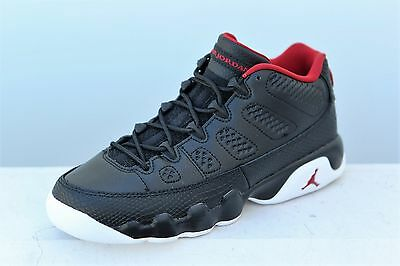 designer fashion a58ab 7ab29 833447-001 Jordan Big Kids Air Jordan 9 Retro Low GS black