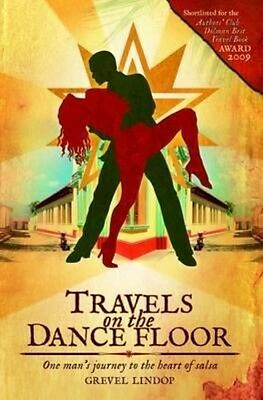 Travels on the Dance Floor by Grevel Lindop Paperback Book (English)