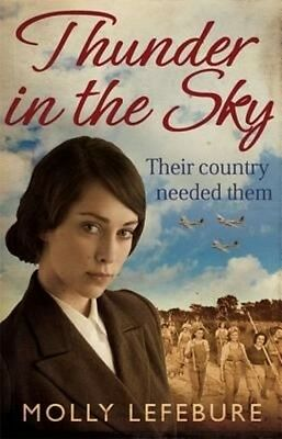 Thunder in the Sky by Molly Lefebure Paperback Book