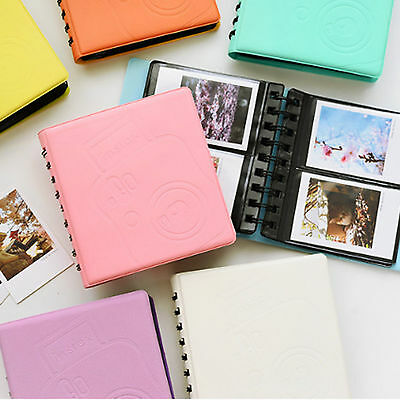 68 Pockets Photo Album Storage FujiFilm Instax Mini Polaroid Fuji Film Camera 8