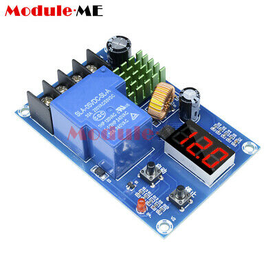 6-60V lead-acid Battery Charge Controller Protection Board switch 12V 24V 48V UK