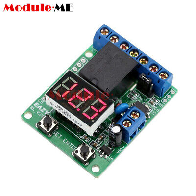 DC 12V Voltage Detection Charging Discharge Relay Switch Control Board Module MO