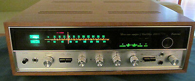 Sansui 5000X Solid State Stereo Receiver  Nice!