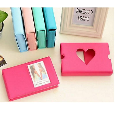 56 Pockets Photo Album For FujiFilm Instax Mini Polaroid Fuji Film Camera 7 8 90