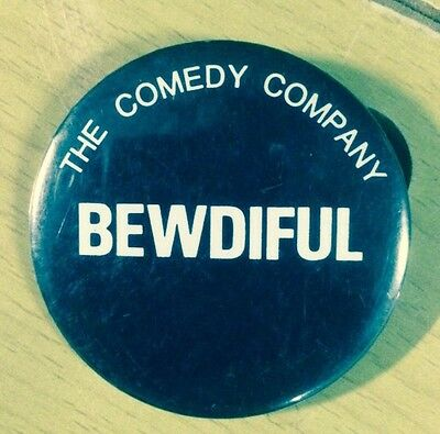 Comedy Company Badge Good Cond Free Post