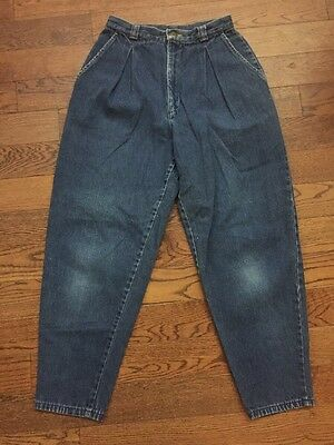Vintage  1980 - 90's Lee Casuals High Waisted/ Tapered/ Mom Jeans