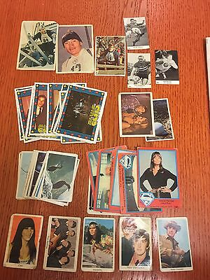43 Gum Cards Monty Gum Dandy Gum Williams Forlag Birds Music Sports Film Elvis