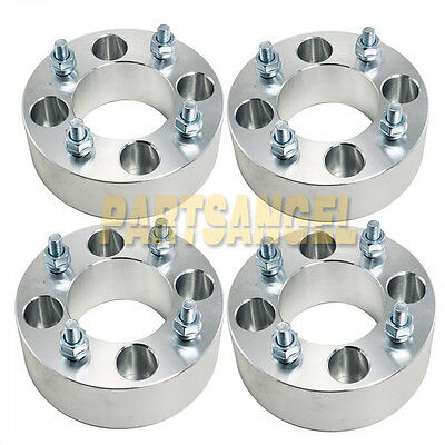"2/"" per side ATV 4/"" WHEEL SPACER SPACERS YAMAHA GRIZZLY BIG BEAR YFZ"