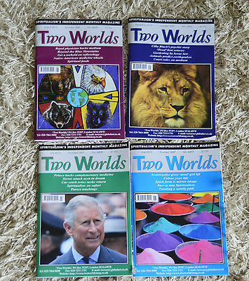 4  x  Two Worlds Magazines June - July - August - September 2015