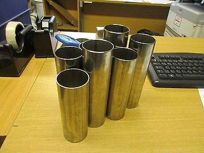 2inch 50mm Stainless Steel Exhaust Pipe Tube Pieces