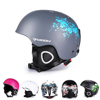 Lightweight Ski Snowboard Helmet Men Women with Detachable Earmuffs